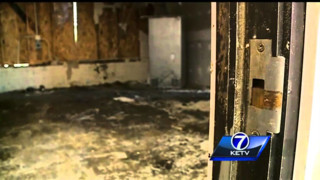 Omaha Church Arsonist Sought