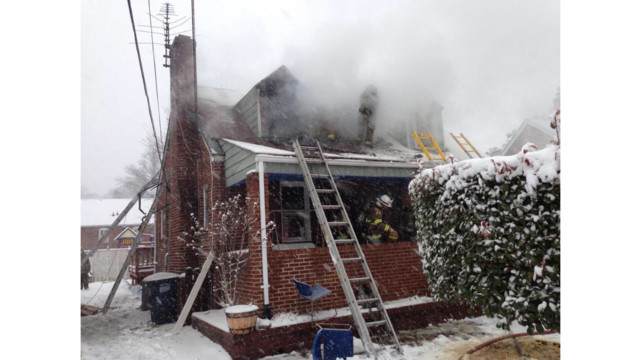 On the Job: Maryland: 3 Fires Strike Prince George's County in 7 Hours