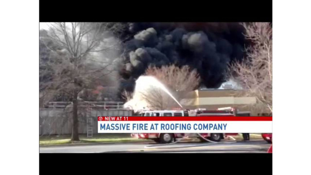 Two Md. Fire Trucks Destroyed