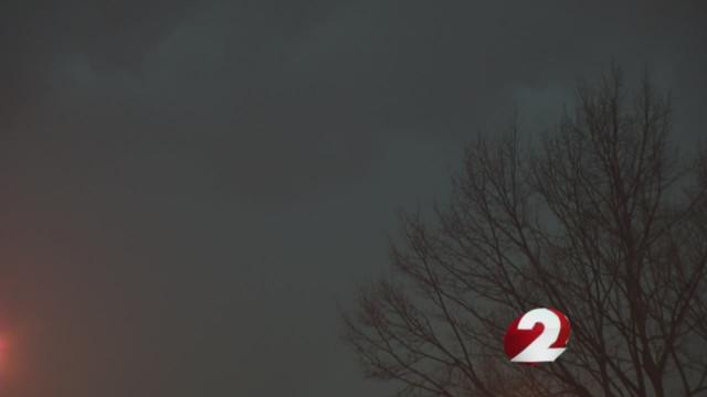 Ohio Man Struck by Lightning