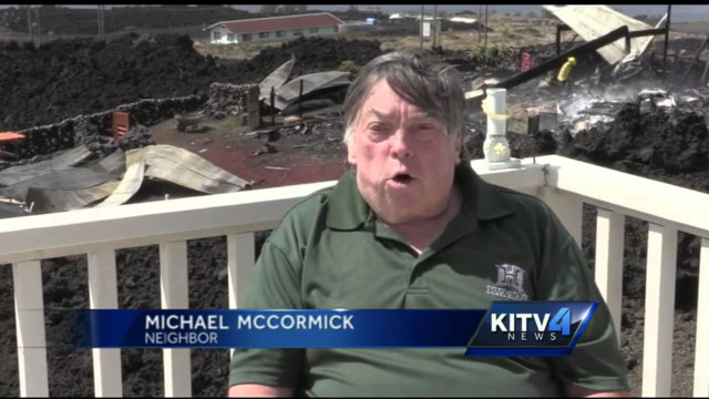 Owner Suspected of Burning House in Hawaii