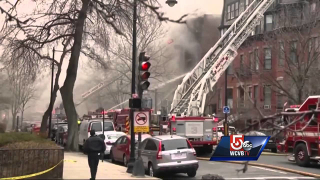 No Criminal Charges Placed in Boston LODD Blaze