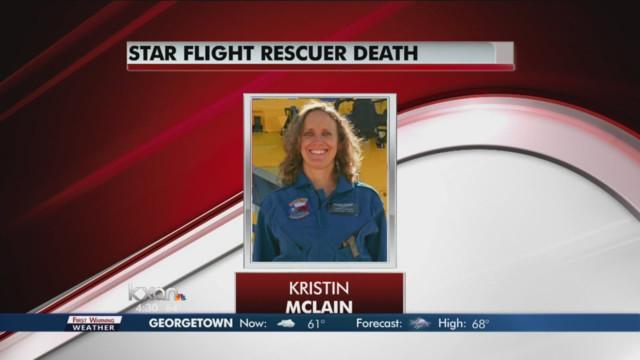 Texas Flight Nurse Plunges to Death
