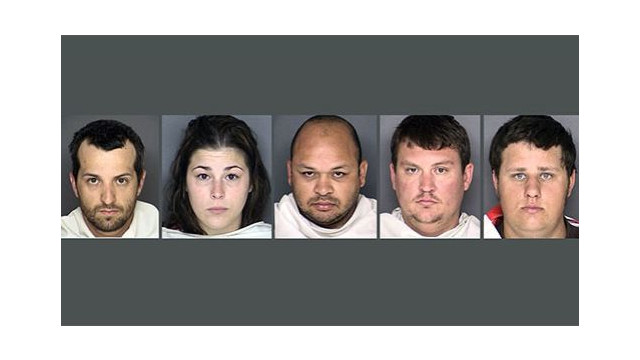 Five Texas Firefighters Arrested in Sexual Assault of Rookie