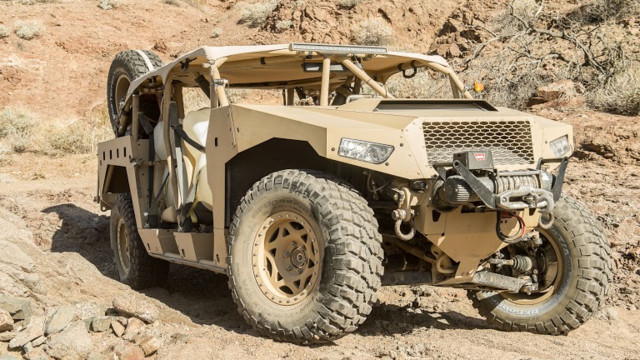 Off Road Vehicles : Polaris offers off road vehicle to u s army firehouse