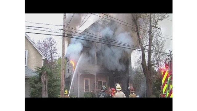 Man Killed in R.I. House Fire