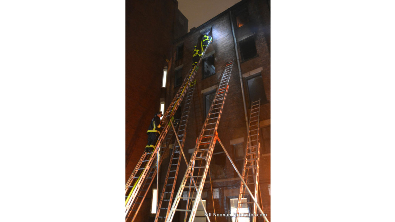 Dave Fornell Portable Firefighting Ladders Detroit S