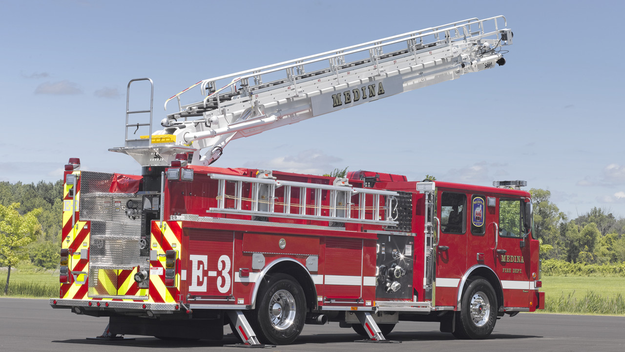 Smeal Fire Apparatus Firehouse
