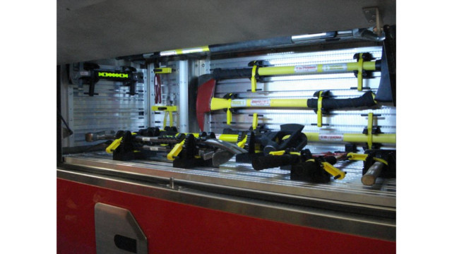 Fire Truck Tool Mounting Sensible Products Performance