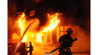 New Orleans Firefighters Battled Six-Alarm Blaze