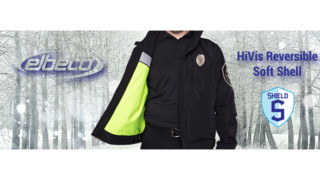 Elbeco Offers Reversible Soft Shell Jacket for Fire/EMS Personnel