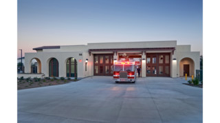 In Quarters: Sendero Ranch, Calif. Fire Station 56