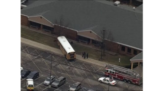 Ind.  Bus Crash Kills Principal