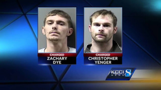 Men Arrested for Deadly Arson in Iowa