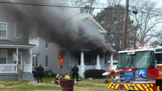 Woman Dies in Va. House Fire