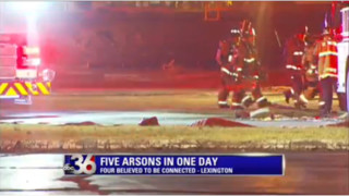 Ky. Residents Angry After Five Arson Fires Erupt  in 24 Hours