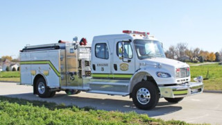 Weatherford, Okla., Takes Delivery of New Pumper