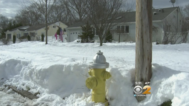 N.Y. Crew Easily Found Closest Hydrant