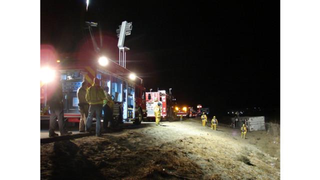 Fire Apparatus News Scene Lighting Set Up And Design