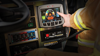 Apparatus Technology Keeps Firefighters Safe