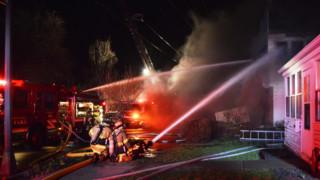 Man Killed in St. Paul Deli Blaze