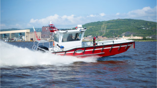Lake Assault to Showcase High-Performance Fire Boat at FDIC