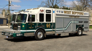 Heavy Rescue Rolls into West Deptford Township, N.J.