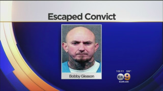 Calif. Inmate Firefighter Back Behind Bars