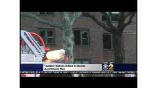 Toddlers Die in Bronx Blaze; Mom Questioned