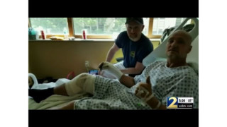 Atlanta Man Burned by Exploding E-cigarette