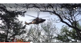 Teen Hoisted from Md. Cliff