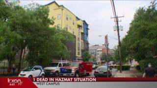 One Killed, 11 Injured in Texas Hazmat