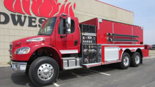 Lordsburg, N.M., Gets New Pumper/Tanker