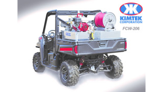 KIMTEK Introduces Compact Wildfire UTV Skid Unit
