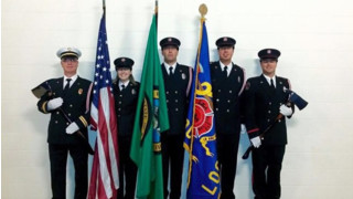 Wash. Honor Guard Gear Stolen Before Ceremony