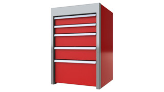 Moduline Offers Aluminum Cabinets For Mobile Applications