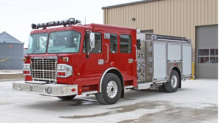Philmont, N.Y., Gets Bolted Stainless Steel Pumper