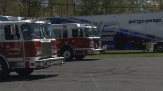 Crews Contain Fire at N.C. Richard Petty Museum