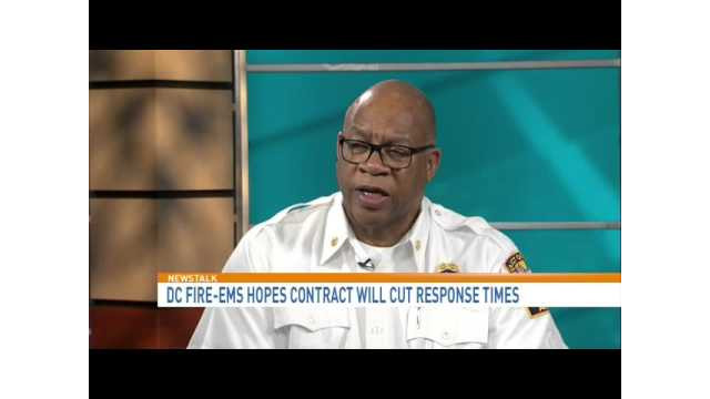 D.C. Fire/EMS Chief Discusses New EMS Plan