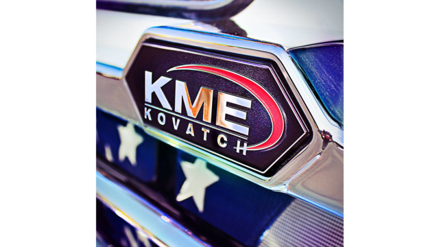 KME Fire Apparatus Sold to REVGroup