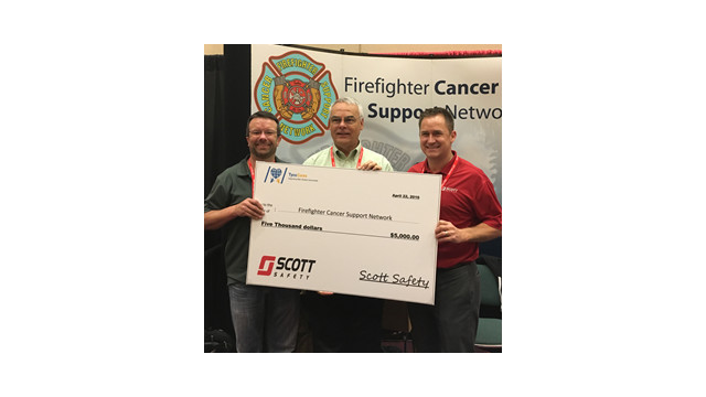 Scott Safety Awards Grants to Seven Communities in U.S.