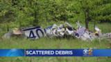 Plane Crashes on Long Island
