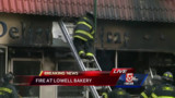 MA Bakery Damaged by Flames