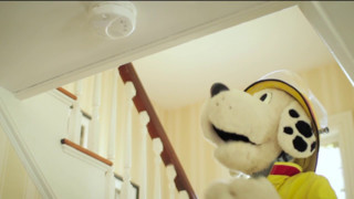 Sparky Announces  Fire Prevention Week Campaign Theme