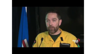 Canadian Official: 'Air tankers are not going to stop this fire'