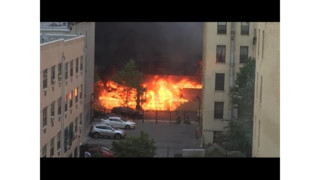 Rail Fire Near Harlem Will Disrupt Service for Days