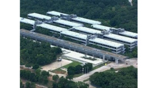 American Airlines HQ Imploded in Texas