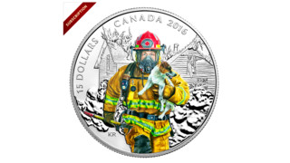 Royal Canadian Mint Unveils Coins Honoring Responders