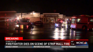Fire That Killed N.C. Firefighter Probed