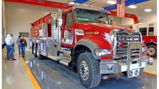 Bristol, TN, Takes Delivery of Tanker 604